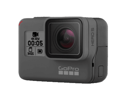 GoPro Hero 5 Black nuoma