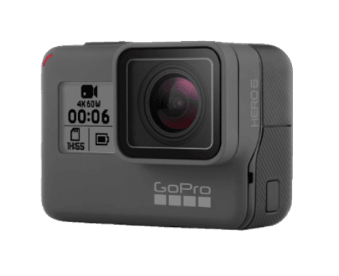 GoPro Hero 6 Black nuoma